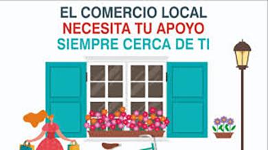 APOYEMOS AL COMERCIO LOCAL