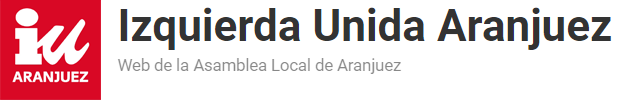 Izquierda Unida Aranjuez