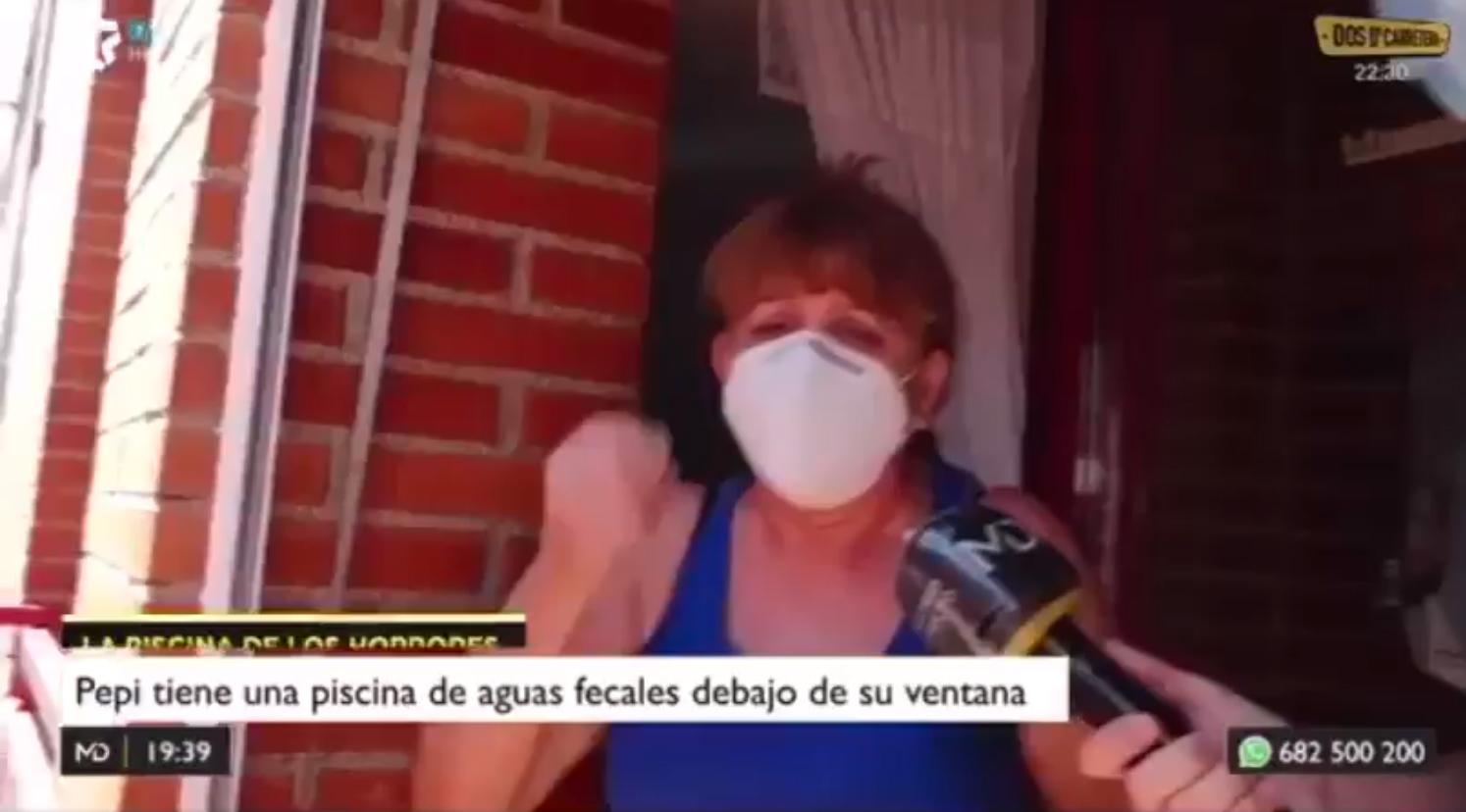 HUMEDADES Y VERTIDOS FECALES EN ARANJUEZ